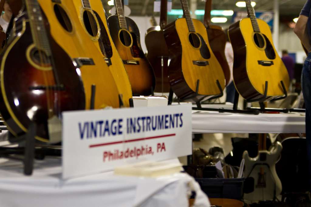 Vintage Instruments Philly