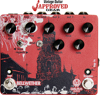 Walrus Audio's Bellwether Dela