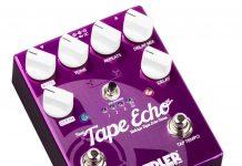 Wampler Faux Tape Echo v2