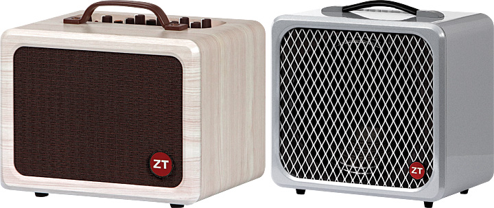 ZT Amplifiers Club and Lunchbox Acoustic