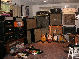 amp wall