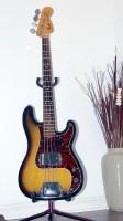 1973 Fender Precision Bass Vintage Electric Guitar Sunburst USA