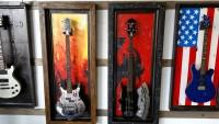 G Frames Guitar Display Cases