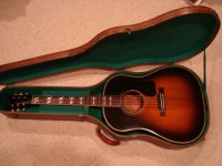 1950 Gibson SJ Vintage Southern Jumbo Acoustic Flat Top +OHSC