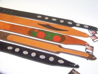 Handmade Leather Guitar/Bass Straps