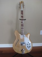 1967 Rickenbacker 360-12 Mapleglo