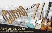 NY Guitar Expo April 25 & 26