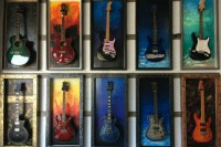 G Frames Guitar Display Cases