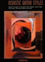 John Tapella Guitar Books on Kindle