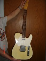 1960 Original Fender Telecaster Guitar