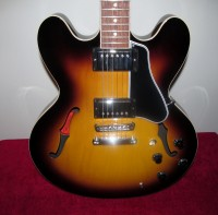 2014   Gibson es 335  new