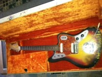 1963 Fender Jaguar original owner
