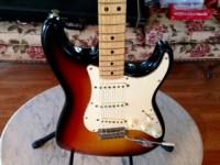 1972 Feder Stratocaster