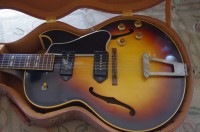 1956 Gibson ES 175 D sunburst, all original, excellent
