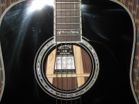 Martin Guitar Johnny Cash JC D-35