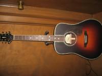 Epiphone DR-500 RA Master Built Guitar
