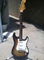 Vintage 1969 Fender Stratocaster Sunburst