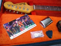 1968 FENDER STRATOCASTER - ALL ORIGINAL TIME CAPSULE!!!