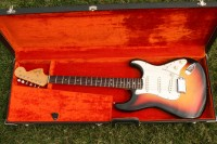 1966 Fender Stratocaster Sunburst all original