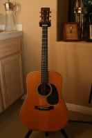 1944 D-28 Martin Herringbone Guitar