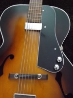 Vintage Repro  and Custom Pickguards Made From Photo, Tracing or Old Guard W or W/O Pickup!