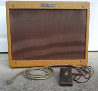 Vintage 1959 Fender Vibrolux 5f11