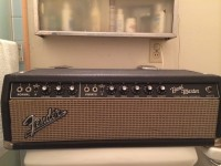 1967 Fender Bandmaster Head