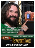 BrownBox the # 1  power correction unit for Tube Amplifiers.