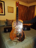 National Steel Body Guitar