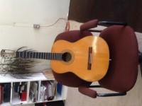 1969 Antonio Monzino Acustic Guitar