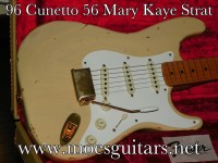 96 Fender Custom Shop Cunetto 56 Mary Kaye Relic