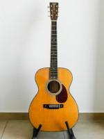 Martin OM-42PS 1997 'Paul Simon' Signature Acoustic
