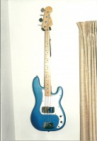 1978 Jazz Bass neck/'89 Precision Body