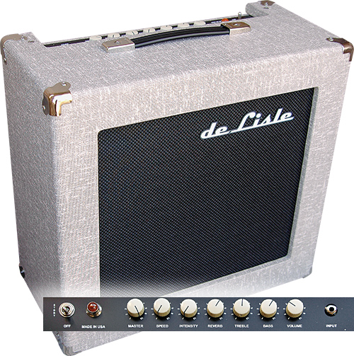deLisle Nickel Box