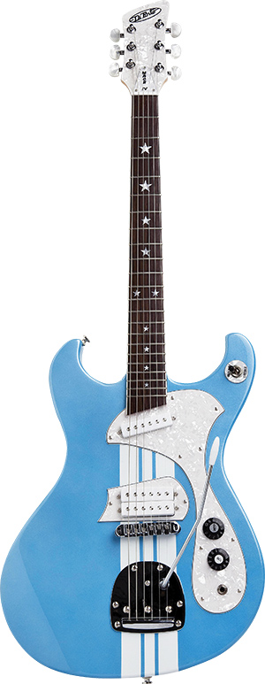 Price: $560 (street, with stop tailpiece); $654 (street, with tremolo) Contact: www.dipintoguitars.com