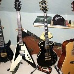 Mixed Guitars