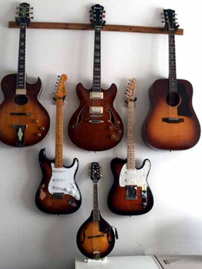 I'll take one of each, in Sunburst!