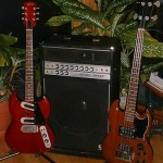 Gibson SGs &amp; Oliver amp