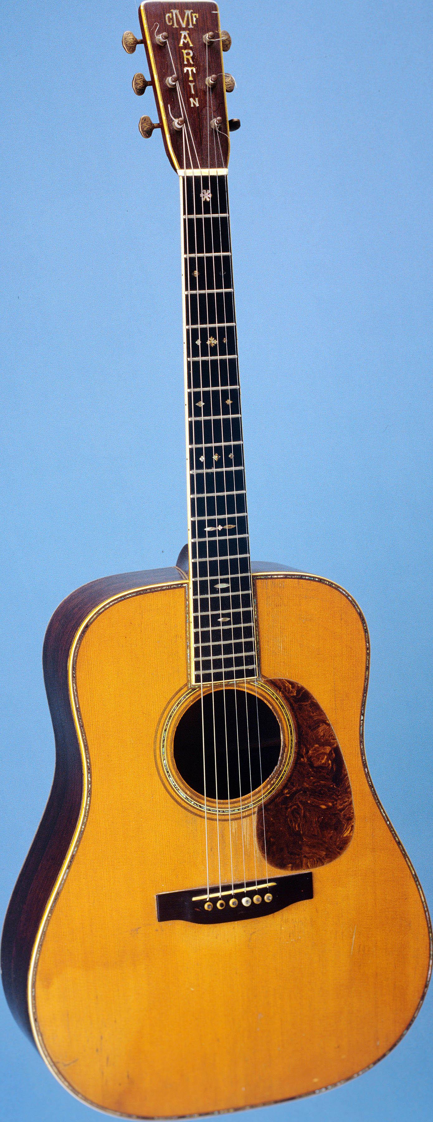 top ten 2011 vintage guitar magazine. Black Bedroom Furniture Sets. Home Design Ideas