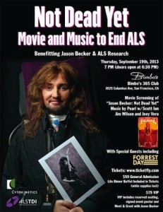 jason becker benefit