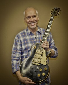 Peter Frampton with Les Paul
