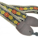 4. GS0274BK02BK retail $40 Marigold guitar strap