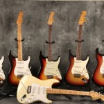 Stratocasters