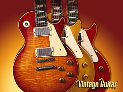 Les Paul Burst