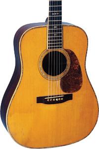 25 most valuable guitars vintage guitar magazine. Black Bedroom Furniture Sets. Home Design Ideas