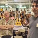 Chip Coleman, Coleman Music and Ben Taylor, Southside Guitars.