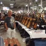 Great American Guitar Show promoter, Gary Burnett.