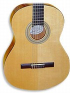 "A nylon-string good for beginners, experts alike<br /> "" title=""A nylon-string good for beginners, experts alike<br /> "" /></p> <div class="