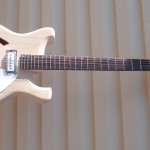 12 string electric guitar I built