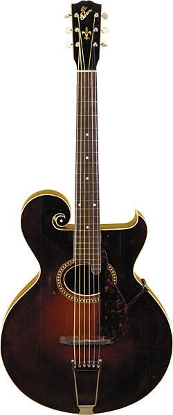 gibson style o vintage guitar magazine. Black Bedroom Furniture Sets. Home Design Ideas